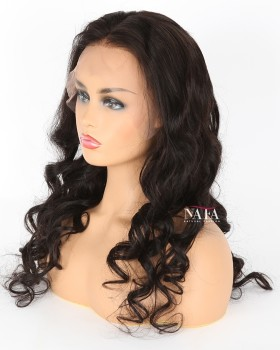 Amazing Big Curly Lace Front Human Hair Wigs 150 Density Lace Front Wig