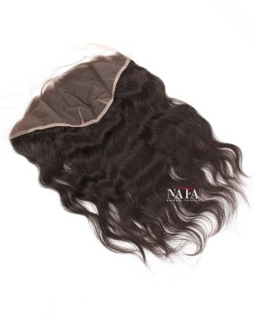 Natural Looking Natural Wave Lace Frontal 13x6 Wavy Frontal