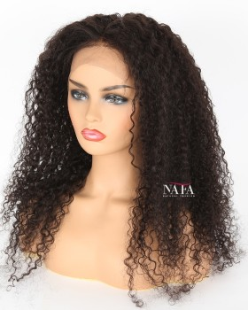 Lace Wigs Curly Full Lace Human Hair Wigs With Baby Hair