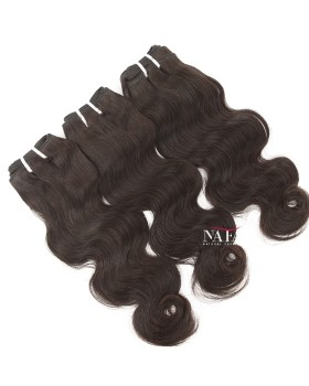 Virgin Brazilian Body Wave Hair 3 Bundles