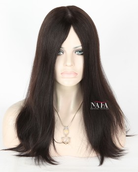 Straight Black Jewish Women Wigs In Latest Styles