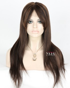 straight-hair-1b-30-highlighted-wigs-with-bangs-black-wig-with-red-highlights