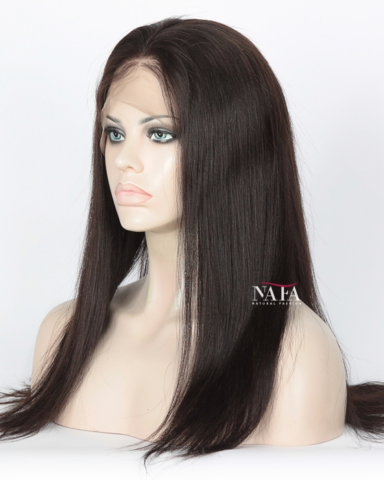 yaki wig 360 lace front wig 180 density